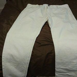 William Rast White Jeans
